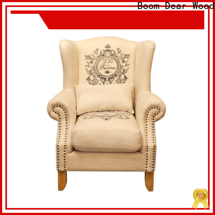 popular wooden living room furniture selling at discount for restaurant