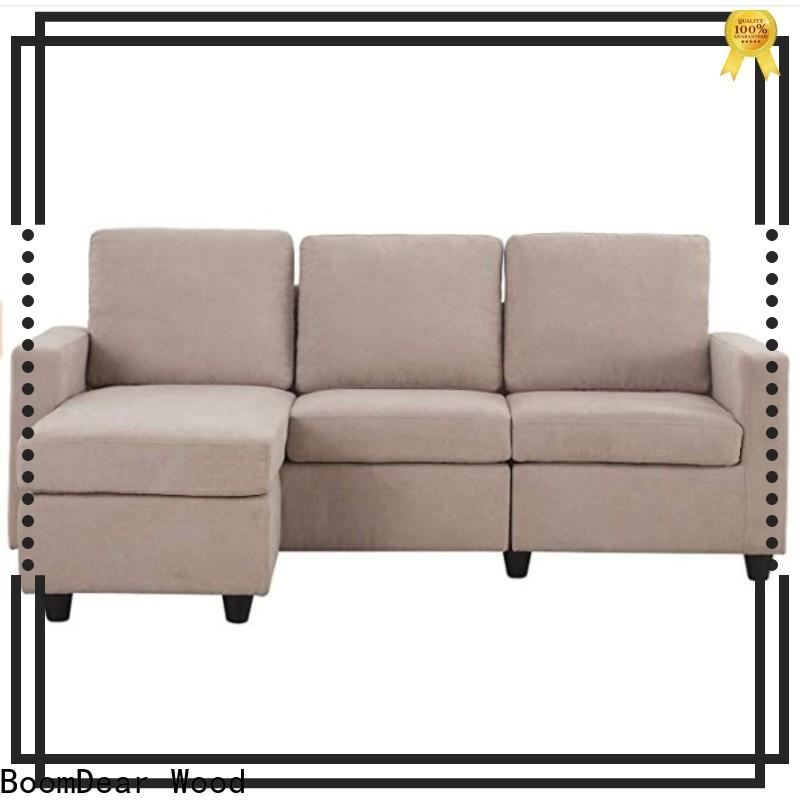 BoomDear Wood wooden sofa sets for living room teak wood sofa set price inquire now for home