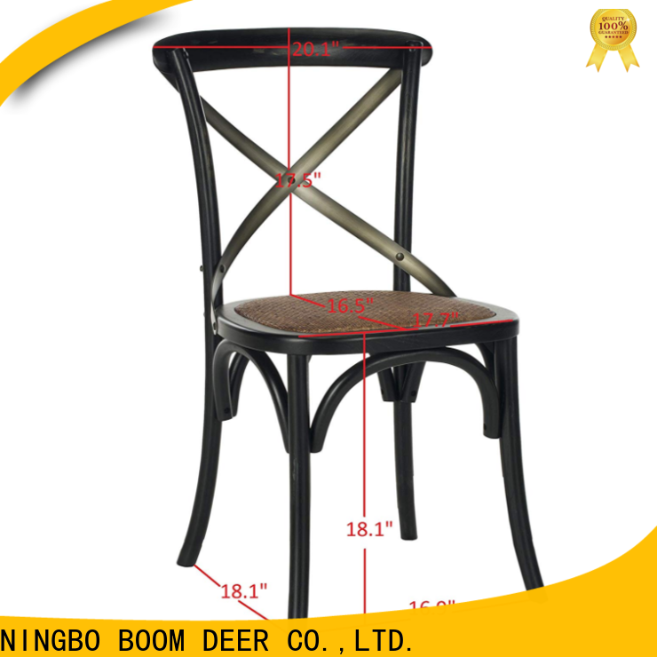 BoomDear Wood effective dining room furniture from China for restaurant