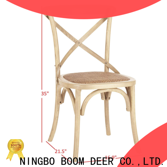 BoomDear Wood popular dining room furniture bulk production for dining room