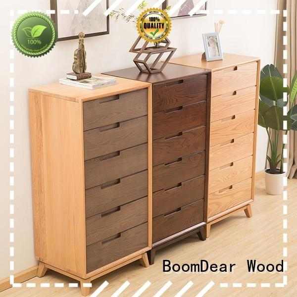BoomDear Wood stable office cabinets bulk production for dining room