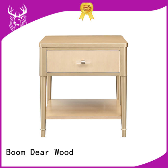 BoomDear Wood pouf small wooden drawers free quote for restaurant