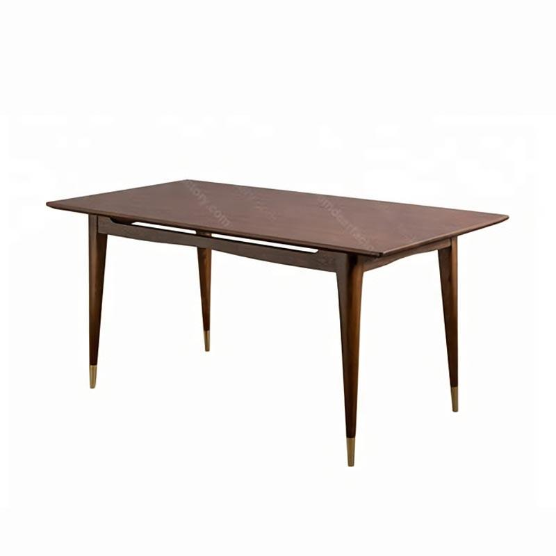 Exotic wood coffee table BD living room modern small walnut wood  furniture natural wood coffee table BD83180001