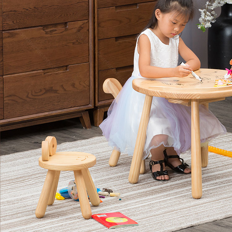 BoomDear Wood popular kids chair China manufacturer for building-natural wood furniture-high-end solid wood furniture-solid wood crafts-BoomDear Wood