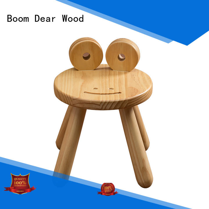 BoomDear Wood popular kids chair China manufacturer for building