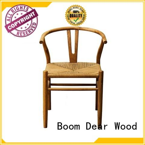 BoomDear Wood quality modern dining chairs free design for bedroom