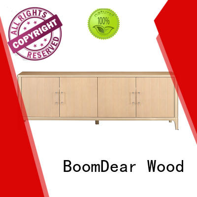 BoomDear Wood newly tv wooden table free quote for restaurant