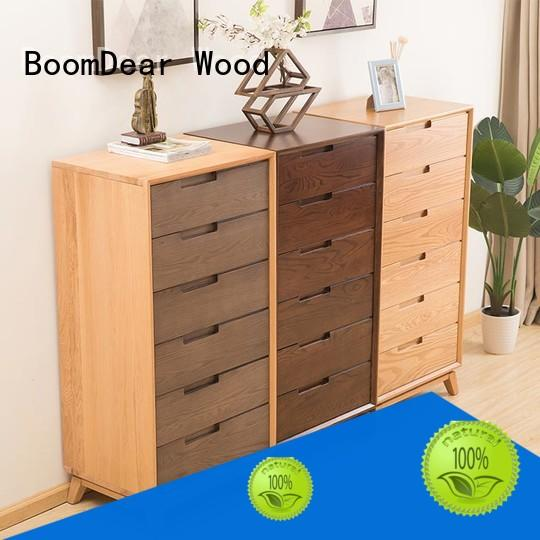 BoomDear Wood useful home office furniture free design for building
