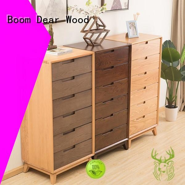 BoomDear Wood quality home office furniture factory price for bedroom