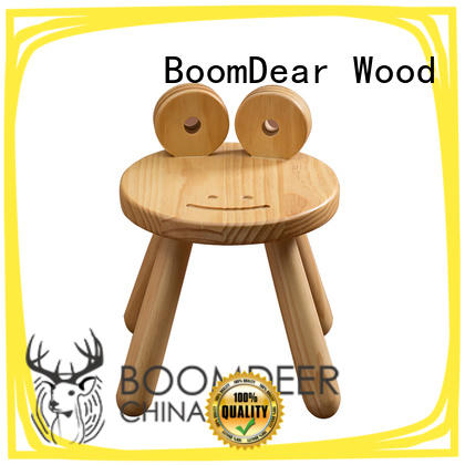 BoomDear Wood new-arrival kids chair China manufacturer for Kindergarten