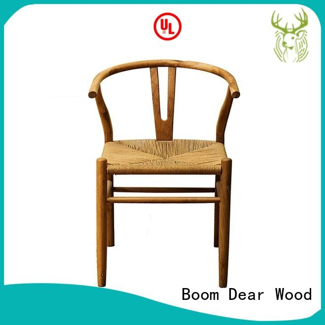 BoomDear Wood new-arrival modern dining chairs free design for living room