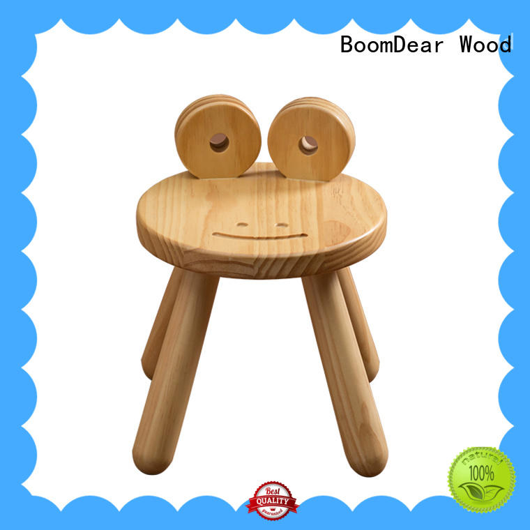 BoomDear Wood chair kids chair at discount for building