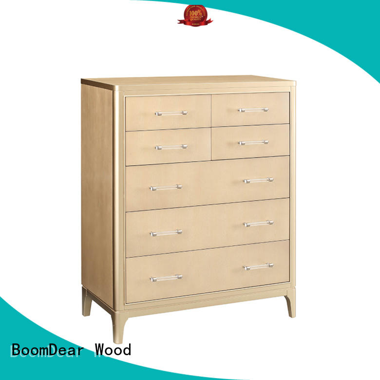 BoomDear Wood newly small cabinet with drawer manufacturer for canteen