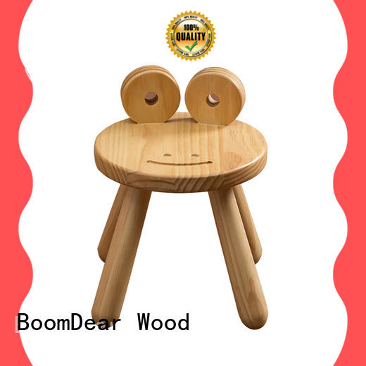 BoomDear Wood hot-sale kids chair factory price for building