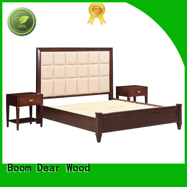 BoomDear Wood girls living room end tables bulk production for restaurant