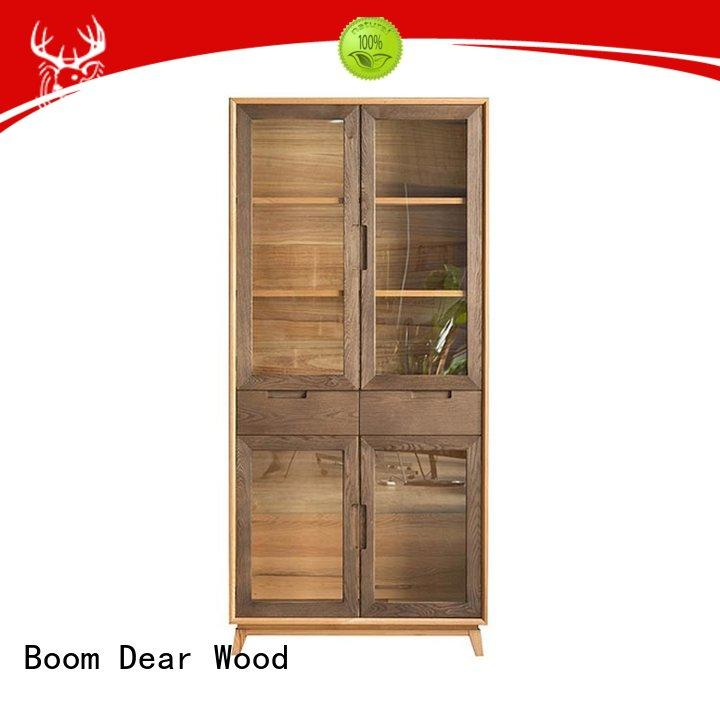 BoomDear Wood boomdeer office filing cabinets factory price for restaurant