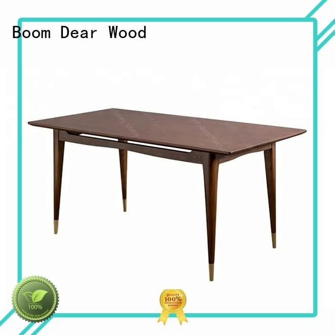 BoomDear Wood cover affordable living room furniture China manufacturer for restaurant