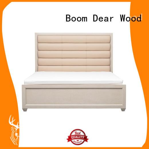 BoomDear Wood bdhh527 oak wooden shelf bulk production for dining room